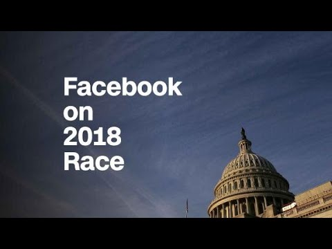 Facebook on 2018 race: Continuous battle to protect platform