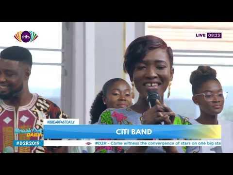 Magdalene Williams & The Citi Band - Mokobe (Nii Okai cover)