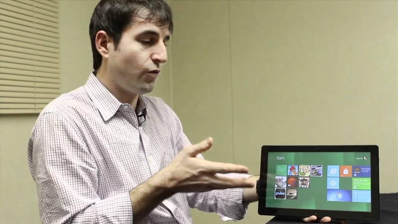 Android apps running on Windows 8 thumbnail
