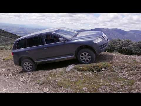 Discovery 3 vs Touareg Traction Control