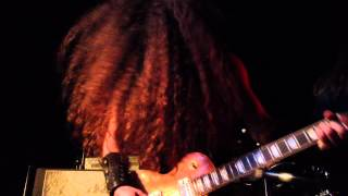 Absu - Cyntefyn's Fountain - live at Festum Carnis 2013