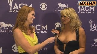 Extra Raw! Hangin With The Country Music Stars At The ACMs