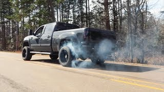 Giving my Duramax another 260HP was THIS EASY!!