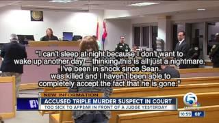 Jupiter Triple Homicide Suspect To Remain Jailed