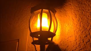 Badass LED Flame Fire Light Bulb