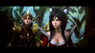 Kino League Of Legends: NowyŚwit