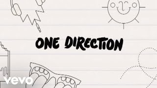 One Direction - What Makes You Beautiful (Lyric Video)