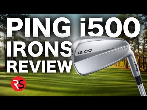 NEW PING i500 IRONS REVIEW – RICK SHIELS