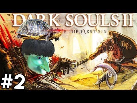 Dark Souls 2 SOTFS: The Indomitable Turtles & D*CK RIDER REVENGE! (Part 2)