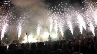 preview picture of video 'Ball de Foc : Festa Major, Vilafranca del Penedès, 01/09/2012'