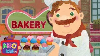 The Muffin Man (2D) | CoCoMelon Nursery Rhymes & Kids Songs