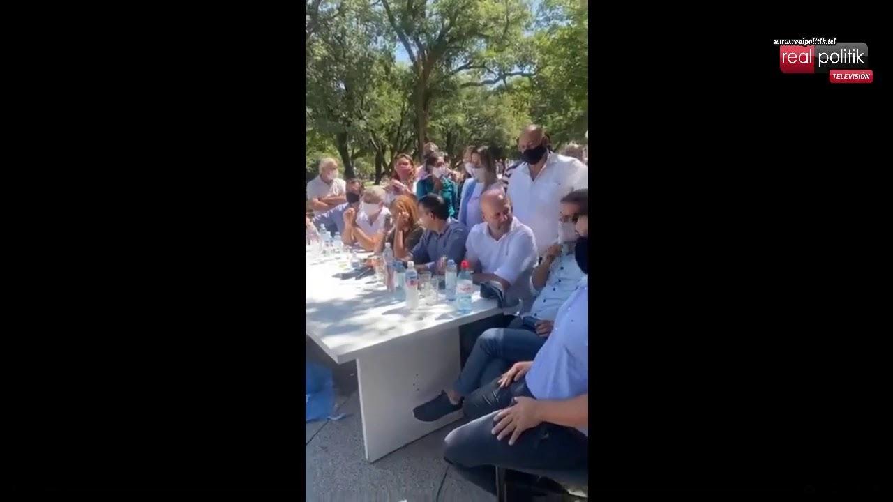 """Formosa: Juntos por el Cambio denuncia """"violencia institucional"""" de parte de Gildo Insfrán"""