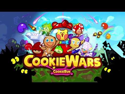 Vídeo do Cookie Wars