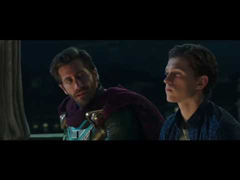 Trailer Spider man far from home