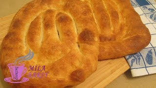 """Армянский традиционный хлеб """"Матнакаш""""   Армянская кухня   Простой рецепт   Armenian bread Matnakash"""