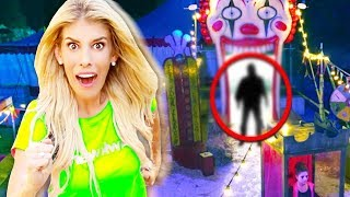 Escaping the Game Master SECRET ABANDONED ARCADE! (New Evidence and Mystery Clues Found)