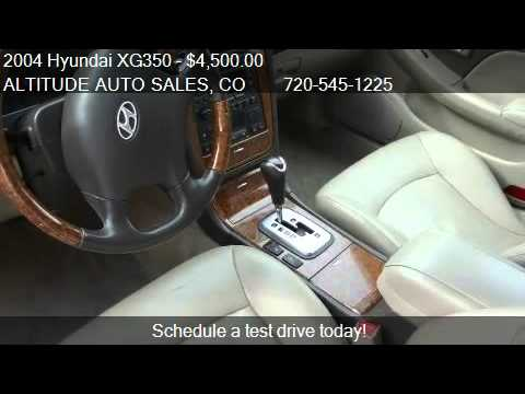 2004 Hyundai XG350  - for sale in Denver, CO 80231