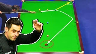 GENIUS MOMENTS!!! Ronnie's INSANE Frame STEALS!! Compilation ᴴᴰ