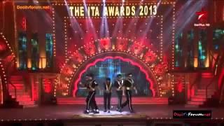 MJ 5 perform at The ITA Award 2013