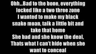 Dangerous - Akon ft. Kardinal Offishall Lyrics