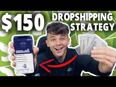 How To Start Shopify Dropshipping With $150 From Scratch (Beginner Strategy)