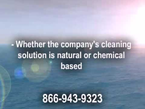 Tips to Hiring the Right Carpet Cleaners