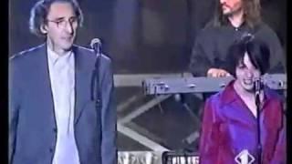 Franco Battiato e Carmen Consoli - Strani giorni (live)