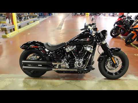 2019 Harley-Davidson Softail Slim® in New London, Connecticut - Video 1