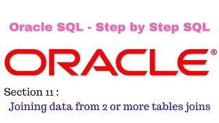 Oracle Sql Step by Step Approach (062 joining the 4th table and so on)