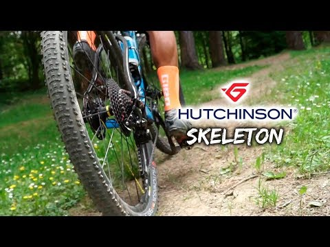 Видео о Покрышка Hutchinson Skeleton 29x2.15 TT/TL FB