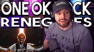 """ONE OK ROCK - Renegades Japanese Version [OFFICIAL MUSIC VIDEO]"" REACTION | Newova"