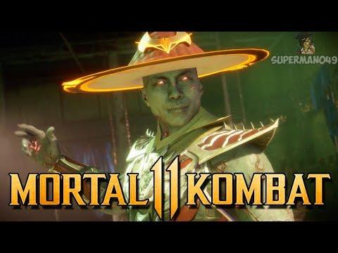 "Kung Lao Hit Him With The Infinite! - Mortal Kombat 11: ""Kung Lao"" Gameplay"