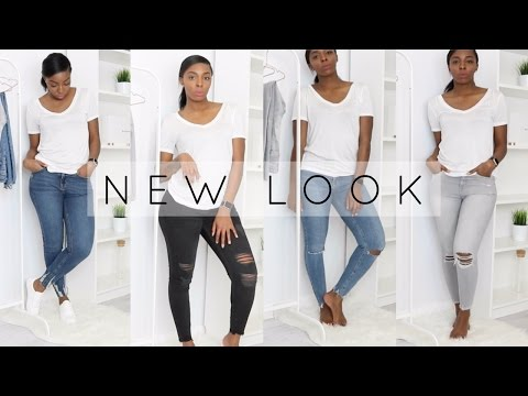 NewLook Denim, Beauty & Clothing Haul/Lookbook