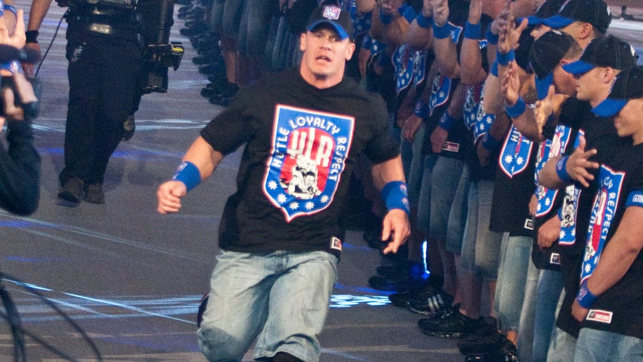 John Cena Reportedly Confirmed For WWE WrestleMania 37
