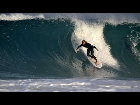 The BEST WAVES I have EVER SURFED!!