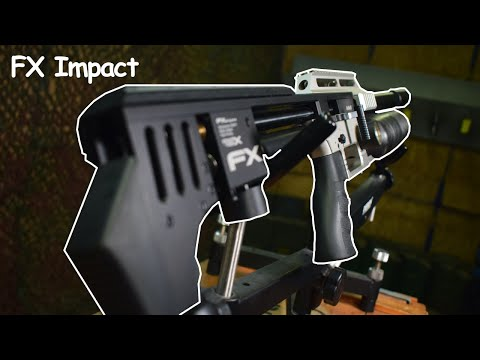 FX Impact Air Rifle