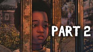 The Walking Dead Season 4 Episode 1 Gameplay Walkthrough Part 2 (Full Game) FINAL SEASON
