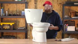 How to Know When Your Fill Valve on a Toilet Needs Replacing : Toilet Tips