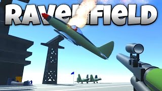 Flying Fighter Jets and Storming Aircraft Carriers! - Ravenfield Gameplay Ravenfield Beta 6 - Steam!
