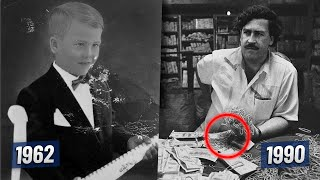 La aterradora vida de Pablo Escobar jamás contada