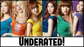 25 Of The Most Underrated K-POP Songs of 2016! #2