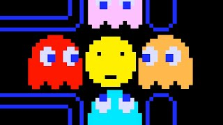 LOKMAN: If the Ghosts were smart in Pac-Man