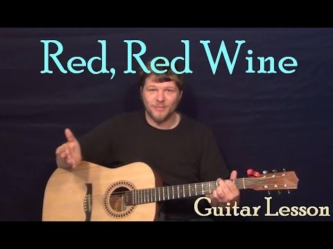 How To Play Red Red Wine