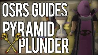 OSRS : Pyramid Plunder guide! Simple way to train your thieving!
