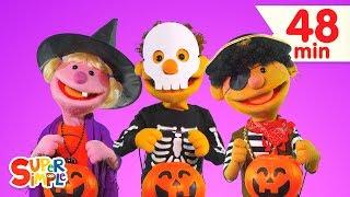 Halloween Songs For Kids | Super Simple Songs