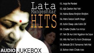Lata Mangeshkar Hits - Best Romantic Hindi Songs | Audio