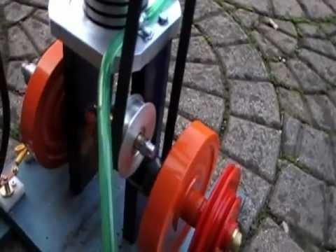 Motore a 4 tempi a benzina 30 c.c.