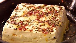 Baked Feta Appetizer