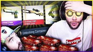 CS:GO - FN Souvenir Dragon Lore Unboxing