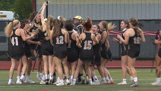 Highlights: Joel Barlow 12, East Lyme 11 in girls' lacrosse semis
